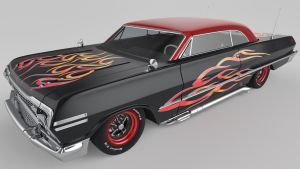 1963 Chevrolet Impala by SamCurry