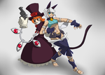 Omnicon: Skullgirls by A-Fistful-Of-Kittens