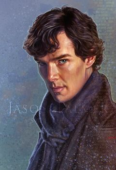 Sherlock by jasonpal