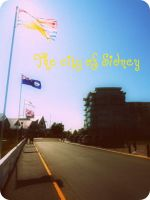 The city of Sidney by Keome