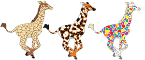 Giraffe Adopts (OPEN) by SNlCKERS