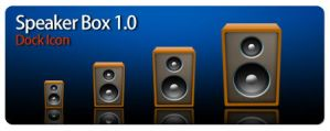 Speaker Box 1.0 by sword1ne