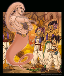 DBM chap 51: The new abilities of fusion by Fayeuh