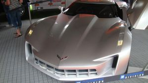 chevy corvette stingray by Toolarmy0