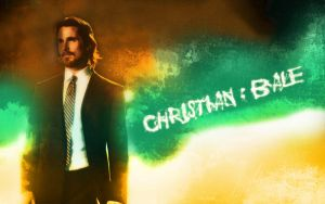 Christian Bale Wallpaper by samweissb