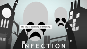 Infection Wallpaper- Weepers by adrius15