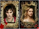 Warm Bodies Holy Cards by DavidDarkheartKing