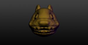 Spring Trap Face by wolfphantom21