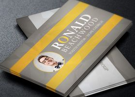 Youth Pastor Business Card Template by Godserv
