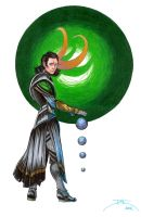 Loki, The Trickster by Adm-James