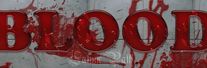 Blood Text by VampyrEmpress