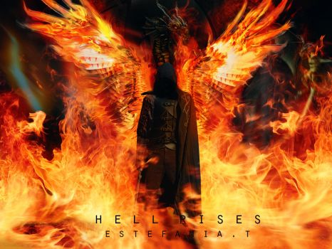 Hell Rises by LadyAdaia