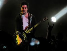 Synyster Gates by Jaavii