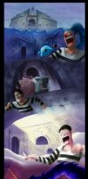 Impel Down by msadagal