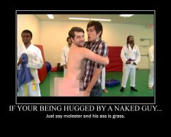 Smosh Hugged Naked Motivator by htfman114