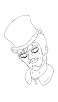 Sketchy Aurelio Voltaire by Chaos-force