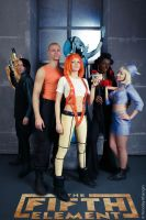 The Fifth Element - All together - 2014 by Tanuki-Tinka-Asai