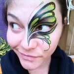 Froud Inspired Fae Face Paint by Mtkld