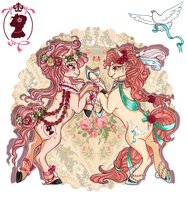 Sisters from Prance by CigarsCigarettes