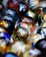 Hand Crafted Marbles by S-H-Photography