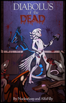 Diabolus of the Dead Cover by AlfaFilly