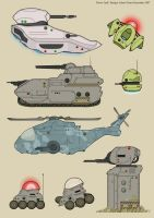 Hover Tank by McThoms