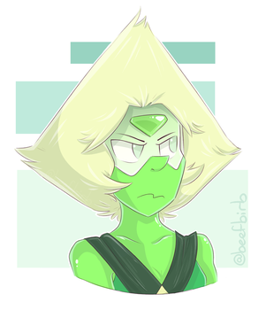 Peridot by BeefBirb
