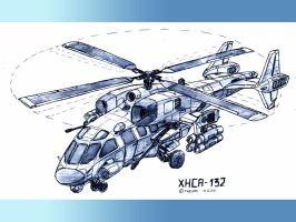 XHCA-132 by TheXHS