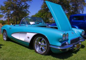 Hot Corvette by StallionDesigns