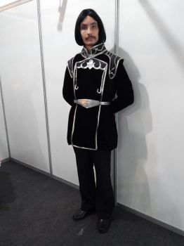 Cosplay - Ernest Mecklinger from LOGH - 1 by Avantharis