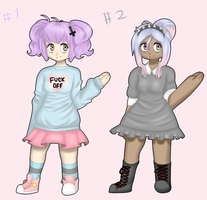 Pastel Adopts [OPEN] by shortcakepng