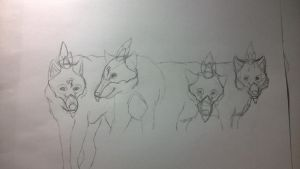 The Roccone Pack Wip by Angelwolf-95