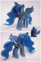 Princess Luna custom *more pics in description* by lazyperson202