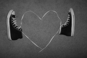 Converse Equal Love by FallOutBoyFan13