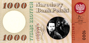 max payne on polish money by DrCropes