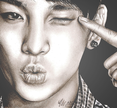 Kim KEY Kibum by FreedomforGoku
