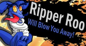 Ripper Roo SSB4 Request by Elemental-Aura