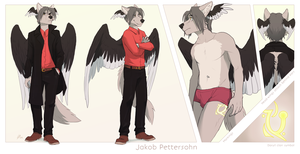 Commission: Jakob by TheScatterbrain