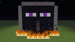 The Enderman Room by popking247