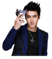 PNG : Super Jr Siwon by chazzief