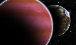 Gas Giant...Small Problem by Stealthero