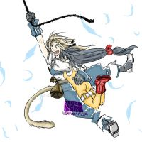 FFIX: Swingin along by rinoaneko