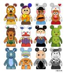 Toy Story Vinylmation Series 2 by mbaboon