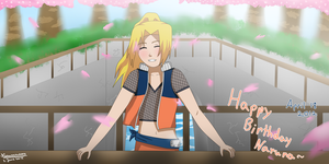 Happy Birthday Naruna by narusasu2009