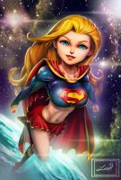 Super Girl by LeadApprentice