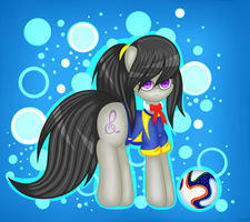 Tavi Supporting Ecuador (Fifa World Cup 2014) by JCAce