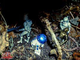 Droid Adventure 3 by MsComicStar86