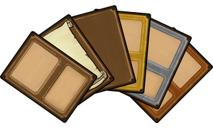 Free Card Pack by Typhen by Toomanypenguins