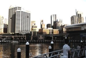 Sydney city by Zlata-Petal