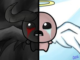 The Binding of isaac by BlueSky-Grifo
